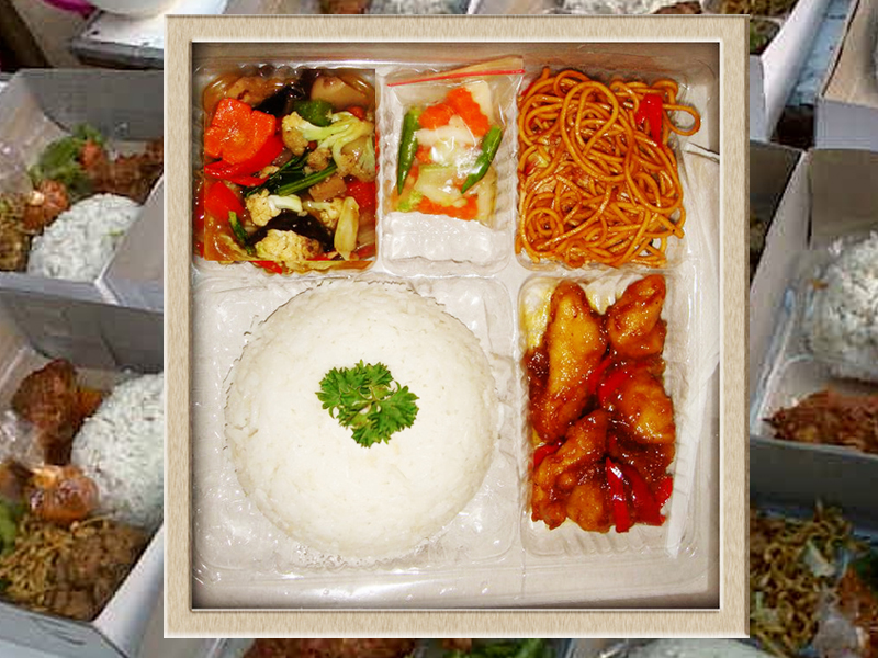 Catering Murah Lunch Box