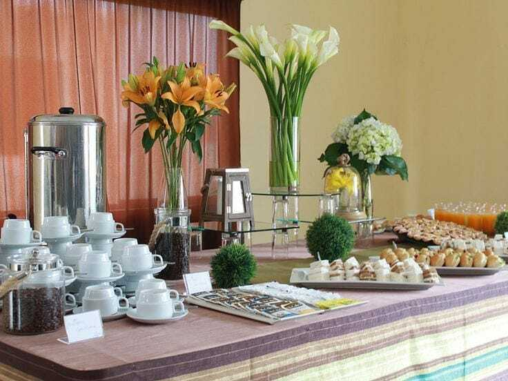 Coffee  Morning  Catering  Surabaya
