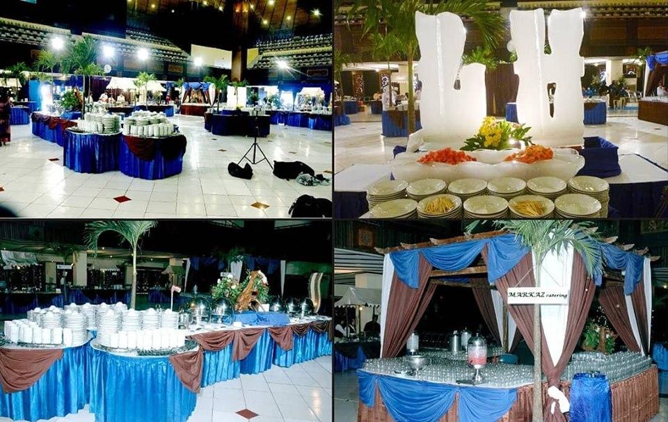 Catering  Gubuk  Prasmanan  Pernikahan Murah